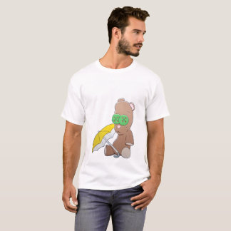 Rainy Day Teddy T-Shirt