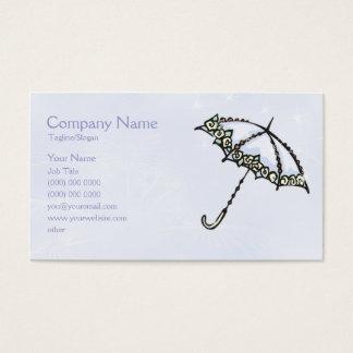Rainy Dayz Business Card