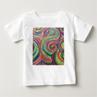 Rainy Outside, Sunny Inside Baby T-Shirt
