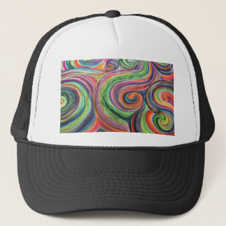 Rainy Outside, Sunny Inside Trucker Hat