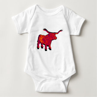 Raise the Beast Baby Bodysuit