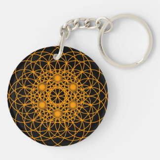"Raise The Chakra ""Creation"" Keychain"