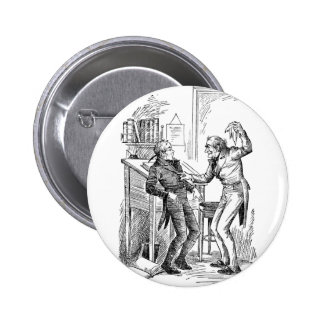 Raise Your Salary 2 Inch Round Button