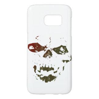 Raised By Demons skull logo Samsung Galaxy S7 Case