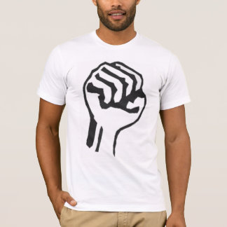 Raised Fist of Protest T-Shirt