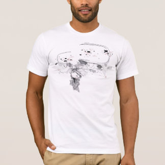 raised goggles T-Shirt