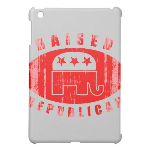 Raised Republican Faded.png Cover For The iPad Mini