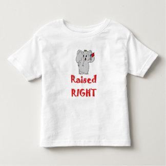 Raised Right Kids T-Shirt - Customized