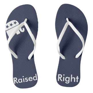 Raised Right Republican Flip Flops