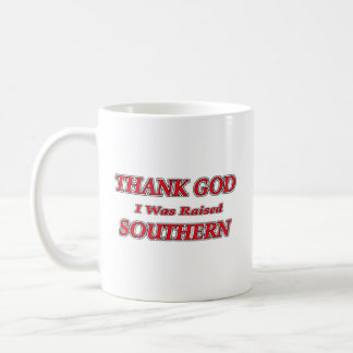 Raised Southern Coffee Mug