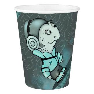 RAISELLE 2 ALIEN PAPER CUP