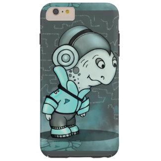 RAISELLE REPTILIEN 2 BLUE iPhone / iPad case 2
