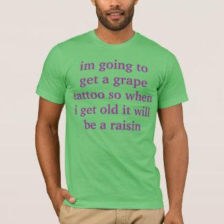 raisin shirt
