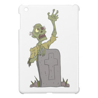 Raising From The Grave Creepy Zombie With Rotting Case For The iPad Mini