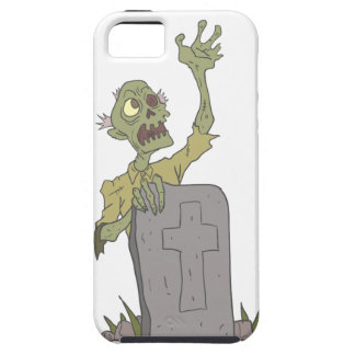 Raising From The Grave Creepy Zombie With Rotting iPhone 5 Covers