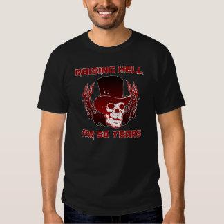 Raising Hell For 50 Years Tshirt