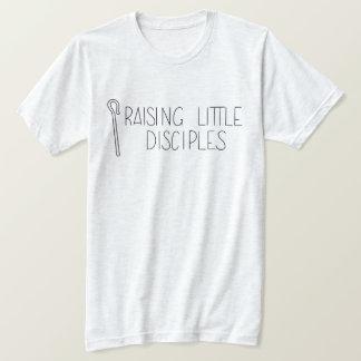 """""""Raising Little Disciples"""" Hand Lettered Shirt"""