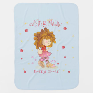 Raising Maddie Bossy Boots Blanket