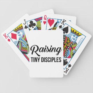 Raising Tiny Disciples Bicycle Playing Cards