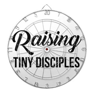 Raising Tiny Disciples Dartboard