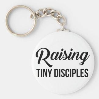 Raising Tiny Disciples Keychain