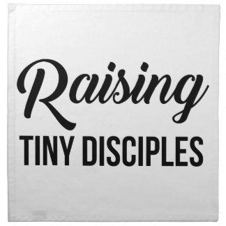 Raising Tiny Disciples Napkin