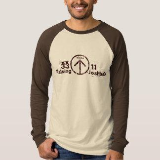 Raising up Joshua's T-Shirt