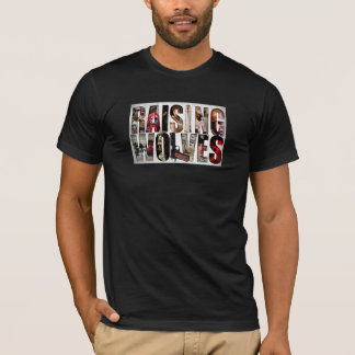 Raising Wolves Interactive T-shirts