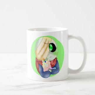 Raive and the Lhama-Unicorn Coffee Mug