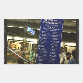Rajiv Chowk New Delhi Metro Indian Railways Pride