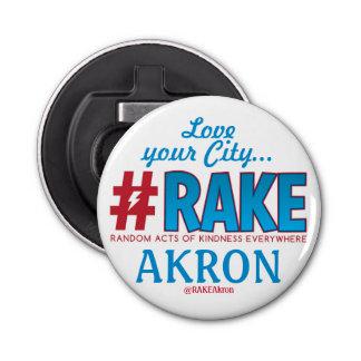 #RAKE Akron Bottle Opener
