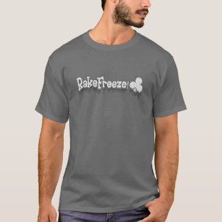 Rake Freeze Gray T-Shirt