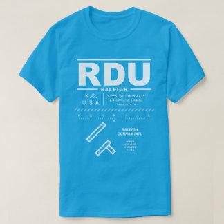 Raleigh Durham International Airport RDU T-Shirt