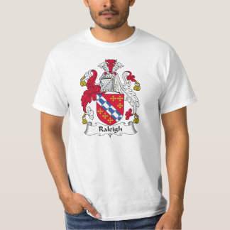 Raleigh Family Crest T-Shirt