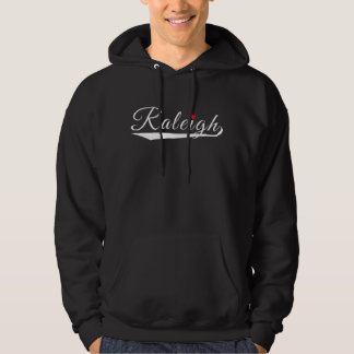 Raleigh Heart Logo Hoodie
