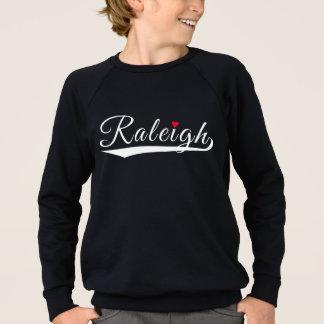Raleigh Heart Logo Sweatshirt