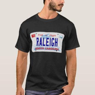 Raleigh - NC Plate T-Shirt