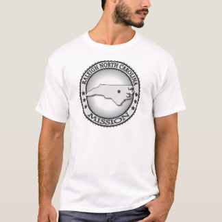Raleigh North Carolina LDS Mission T-Shirts