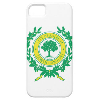 Raleigh, North Carolina Seal iPhone 5 Case