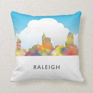 RALEIGH, NORTH CAROLINA WB1 - THROW PILLOW