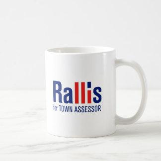 Rallis for Assessor Mug