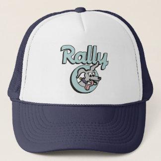 Rally-O 3B Trucker Hat