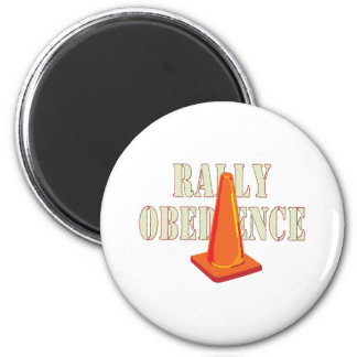Rally Obedience Magnet