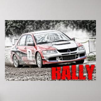Rally! Poster