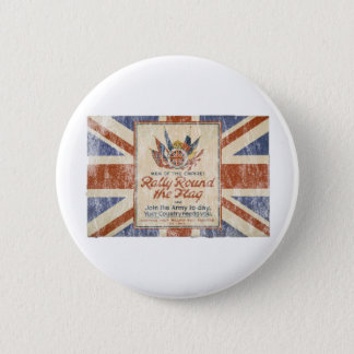 Rally Round the Flag 2 Inch Round Button