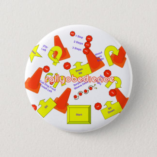 Rally Signs 2 Inch Round Button