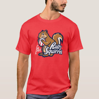 Rally Squirrel - Louis T-Shirt