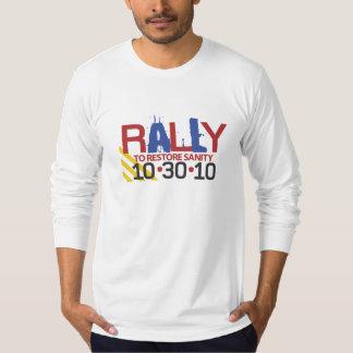 Rally to Restore Sanity Long Sleeved Tee
