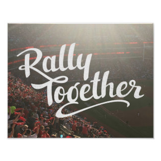 Rally Together Poster
