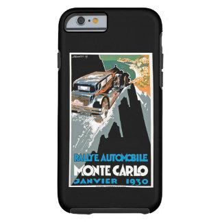 Rallye Automobile de Monte Carlo 1930 iPhone 6 Case